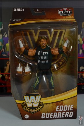 wwe legends series 8 eddie guerrero figure review - package front