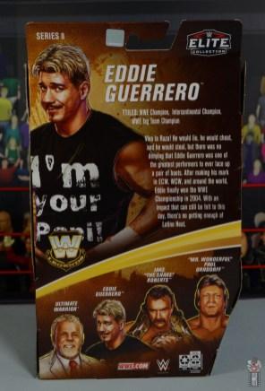 wwe legends series 8 eddie guerrero figure review - package rear