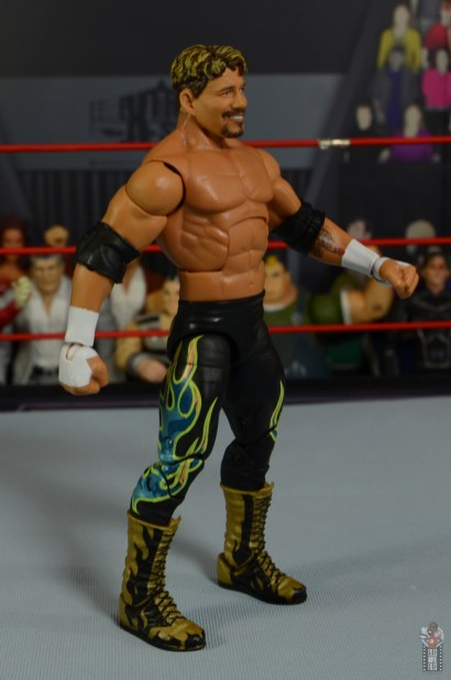 wwe legends series 8 eddie guerrero figure review - right side
