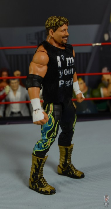 wwe legends series 8 eddie guerrero figure review - shirt right side