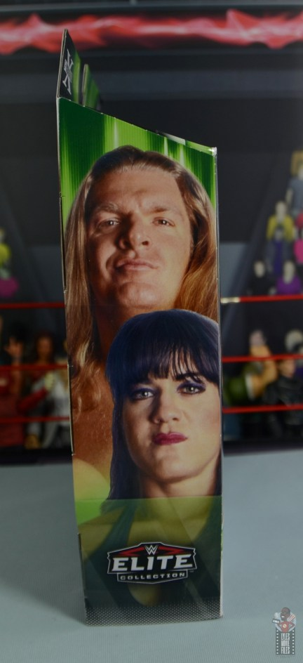wwe triple h and chyna figure set review - package right side