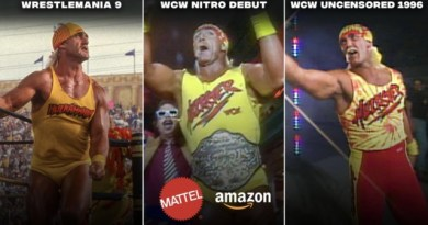 Mattel ultimate edition hulk Hogan vote