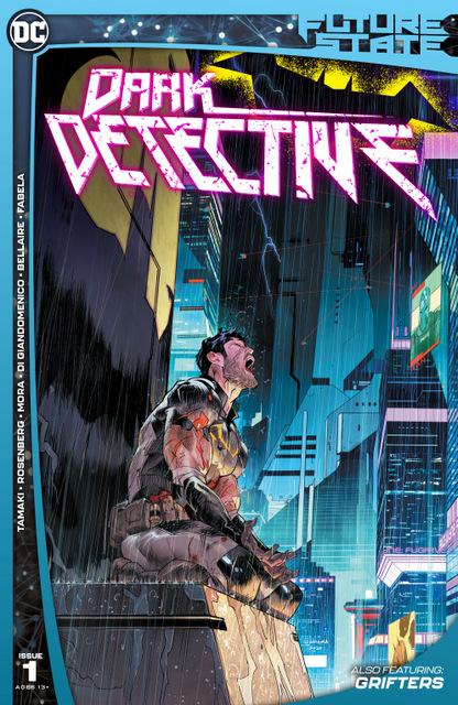 Future State Dark Detective #1