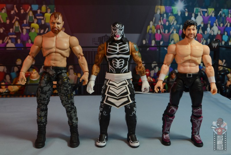 aew-unrivaled-pentagon-jr-figure-review-scale-with-jon-moxley-and-kenny-omega