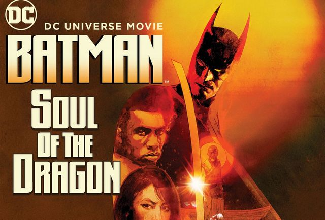 batman soul of the dragon review - main poster