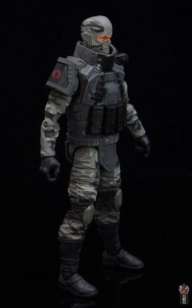 gi joe classified series firefly figure review - front side