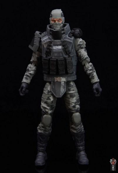 gi joe classified series firefly figure review - front