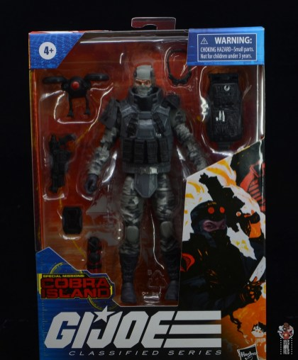 gi joe classified series firefly figure review - package front