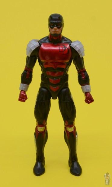 marvel legends retro vintage daredevil figure review -front