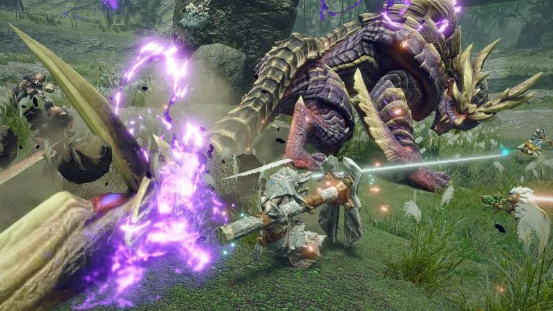 monster hunter rise_Magnamalo-01