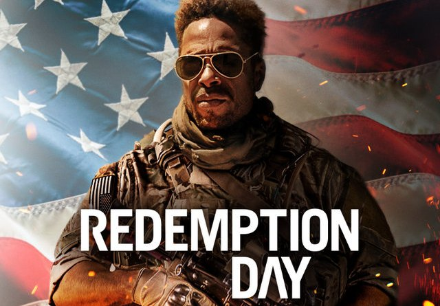 redemption day giveaway