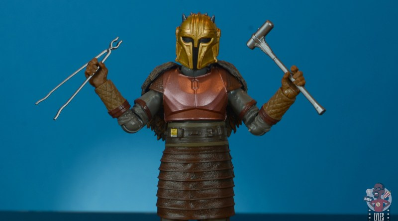 star wars the black series the armorer review -main pic