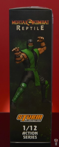 storm collectibles mortal kombat reptile figure review -pacage right side