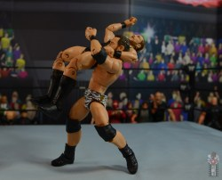 wwe elite 72 roderick strong figure review - belly to back