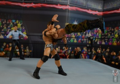 wwe elite 72 roderick strong figure review - combo 1
