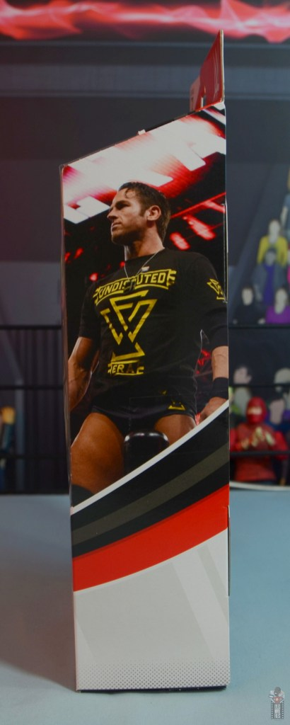 wwe elite 72 roderick strong figure review - package right side