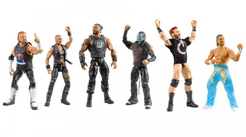 wwe elite 84 full wave