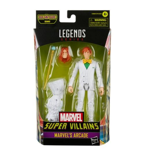 MARVEL LEGENDS SERIES 6-INCH MARVEL'S ARCADE Figure - in pck