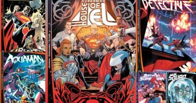 dc comics reviews future state dark detective, house of el