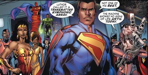 earth-23 superman