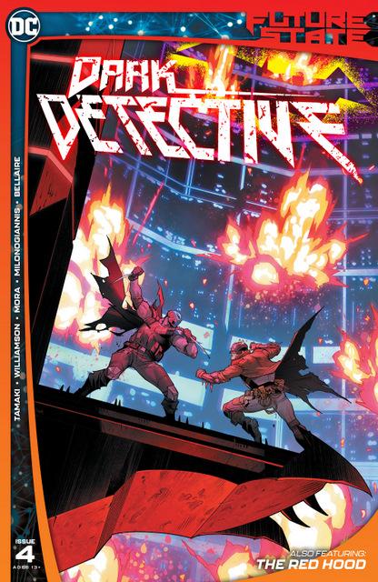 future state dark detective #4