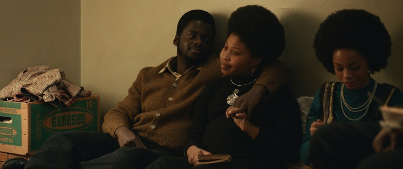 judas and the black messiah review - daniel kaluuya and dominique fishback