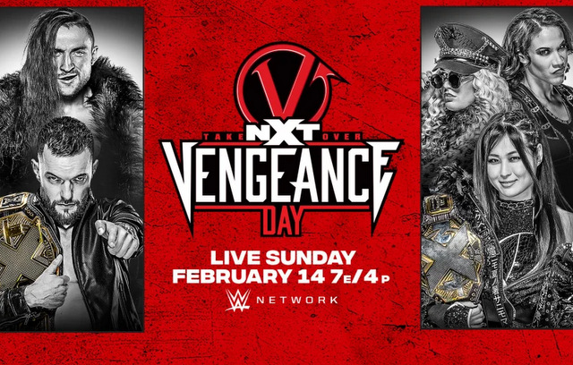 lmf podcast ep.184 - nxt takeover vengeance day 2021 review