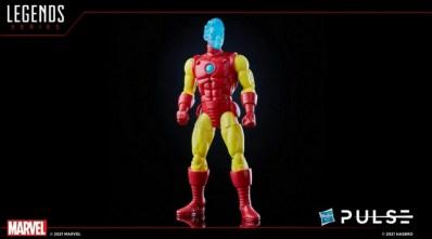 marvel legends fan first friday - AI Iron Man