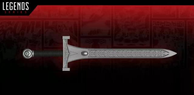 marvel legends fan first friday - mystery sword