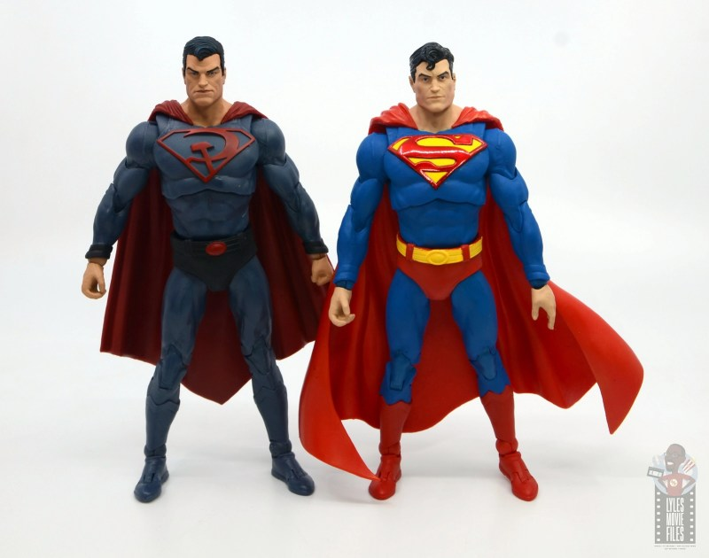 mcfarlane-toys-red-son-superman-figure-review-scale-with-superman