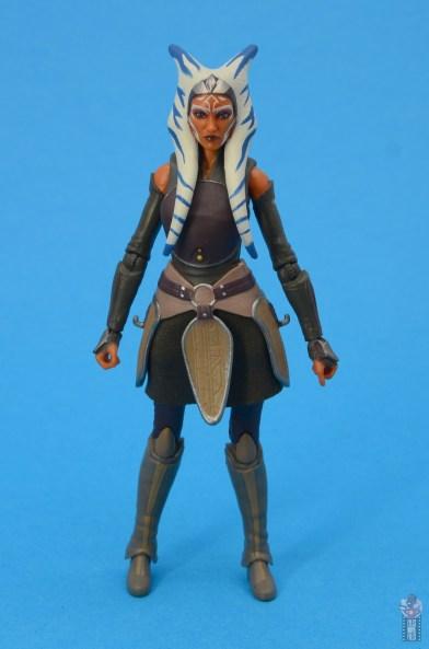 star wars the black series ahsoka tano figure review - front