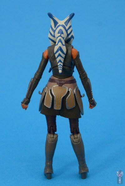 star wars the black series ahsoka tano figure review - rear