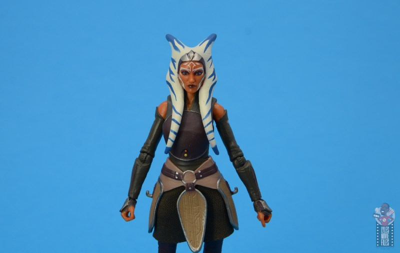 star wars the black series ahsoka tano figure review - wide