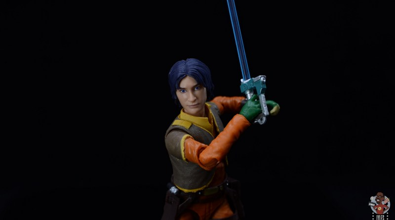 star wars the black series ezra bridger figure review -main pic