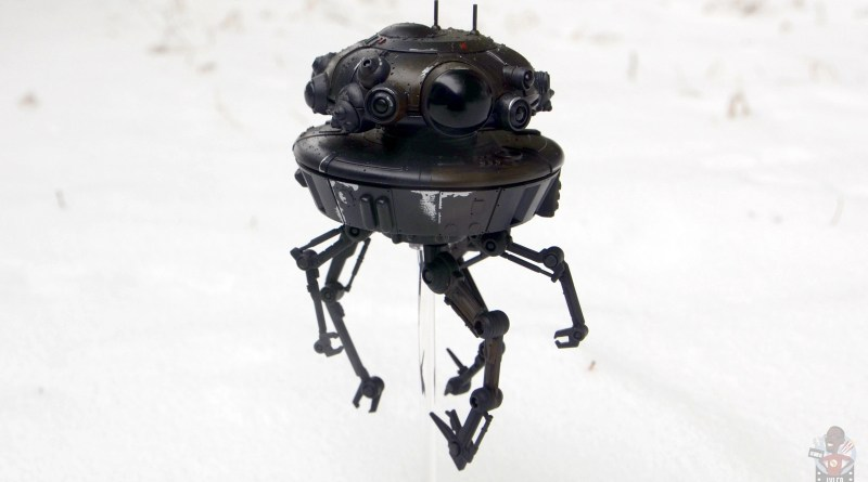 star wars the black series imperial probe droid figure review -main pic