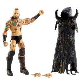 wwe elite 85 aleister black - front