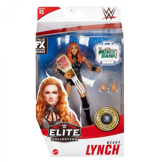 wwe elite 85 becky lynch -package front