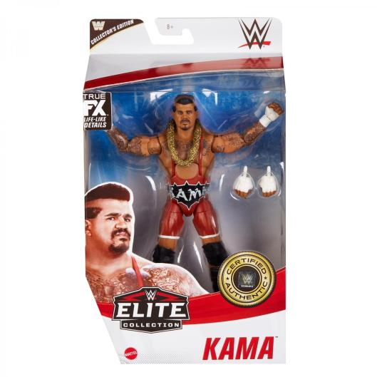 wwe elite 85 kama -package