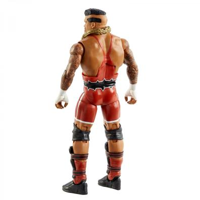 wwe elite 85 kama - rear