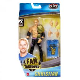 wwe fan takeover series 2 christian -package front