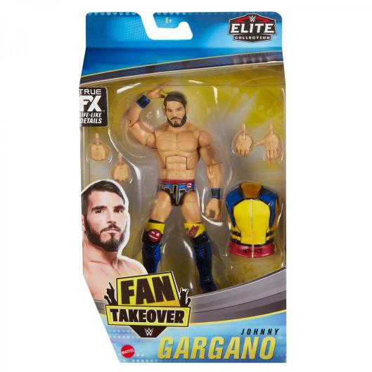 wwe fan takeover series 2 johnny gargano -package front