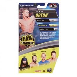 wwe fan takeover series 2 randy orton -package rear
