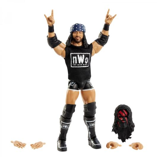 wwe fan takeover series 2 x-pac - front