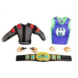 wwe two pack triple h vs. jeff hardy - hardy accessories