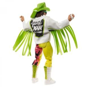 wwe ultimate edition 8 macho man - rear