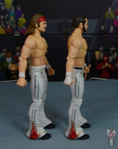 aew the young bucks figure review - right side