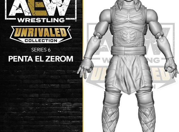 aew unrivaled waves 6 - penta el zero m