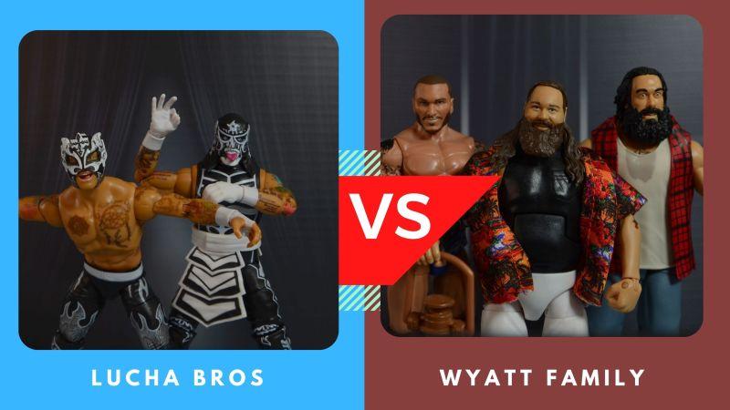 lucha bros. vs wyatt family