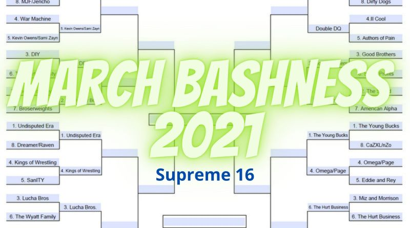 march bashness 2021 - supreme 16