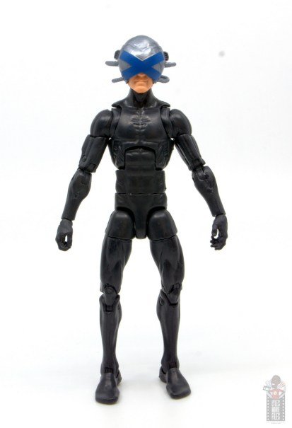 marvel legends house of x charles xavier figure review - front